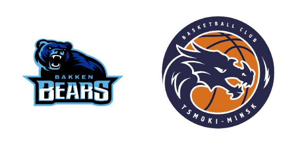 Europe Cup: Bakken Bears vs. Tsmoki Minsk