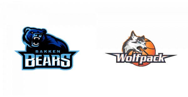 Bakken Bears vs. Wolfpack