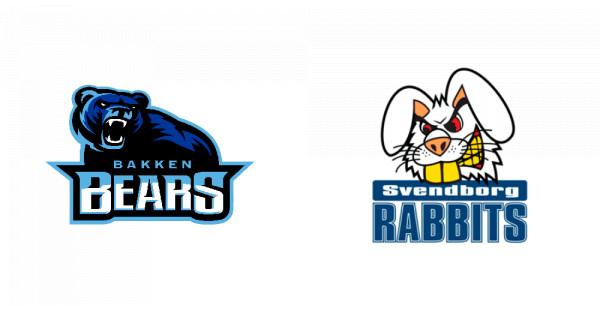 Bakken Bears vs. Svendborg Rabbits