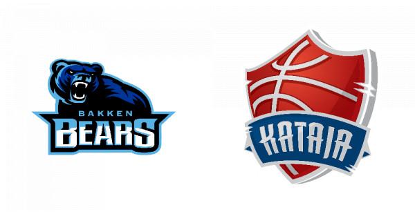 Bakken Bears vs. Kataja Basket