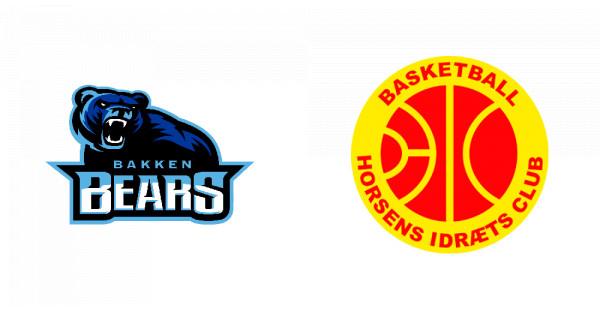 Bakken Bears vs. Horsens IC (pokalkvartfinale)