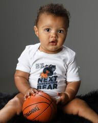 Bears baby bodystock