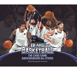 Basketball - The Card Game - Bakken Bears All Stars